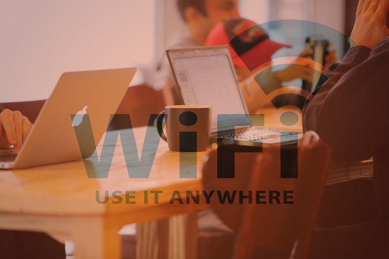 Docomo Wi-Fiでノートパソコン・スマホ・タブレットを無料接続