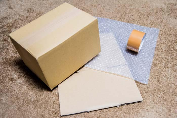 ダンボール・梱包資材・ラッピングの通販サイトと実店舗おすすめ